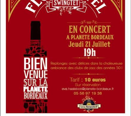 Deux soirées inédites à Planète Bordeaux
