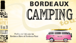Bordeaux Camping Tour