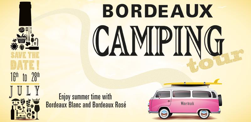Bordeaux Camping Tour