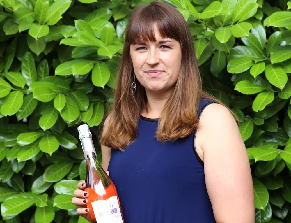 Portrait de vigneronne : Céline Lannoye