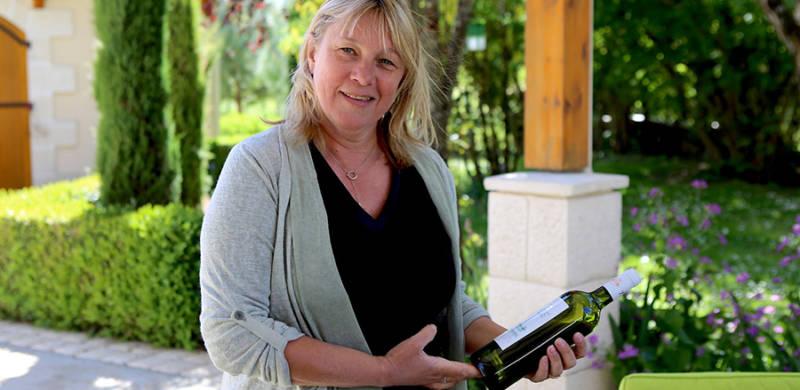 Portrait de vigneronne : Agnès Jouglet-Sueur
