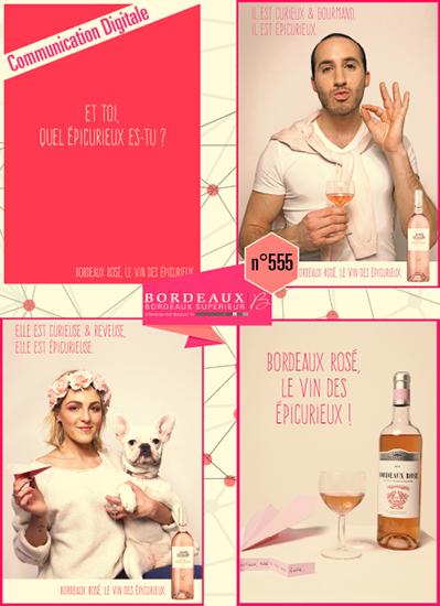 Concours Bordeaux Rosé, L'Autre Rosé 2017
