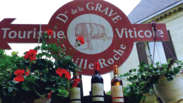 Visit at the Domaine de la Grave
