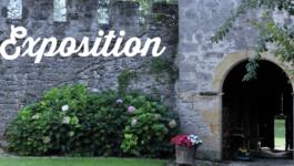 Vernissage au Château de Lavison