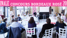 Concours Bordeaux Rosé 2017 – Finals
