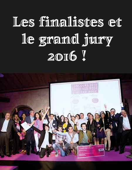 Finale du Concours Bordeaux Rosé 2017
