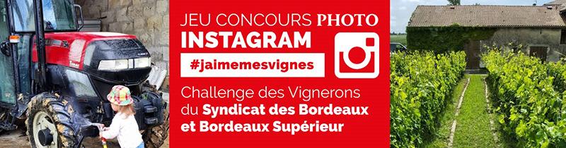 Jeu Concours Photos #JAIMEMESVIGNES