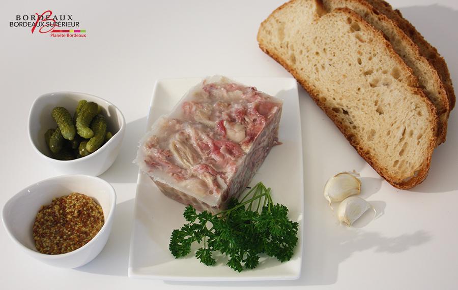 Tartines Pied de Cochon & Cornichons