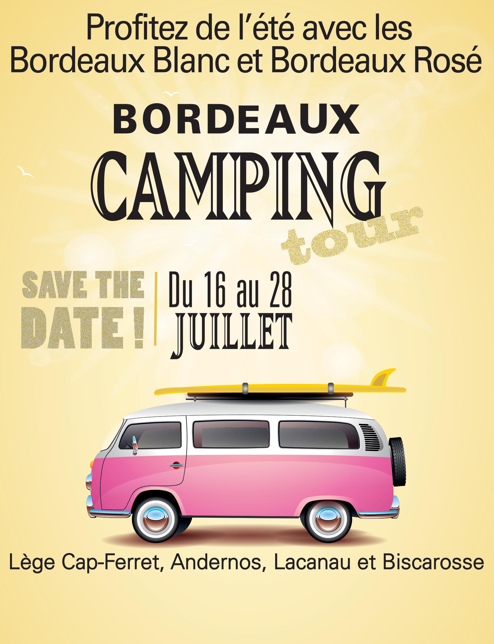 Camping Tour 2017