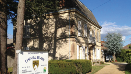 Marché à la ferme au Domaine du Cheval Blanc