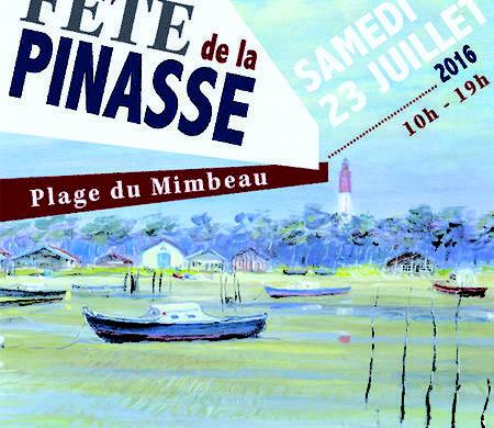 La Fête de la Pinasse 2016