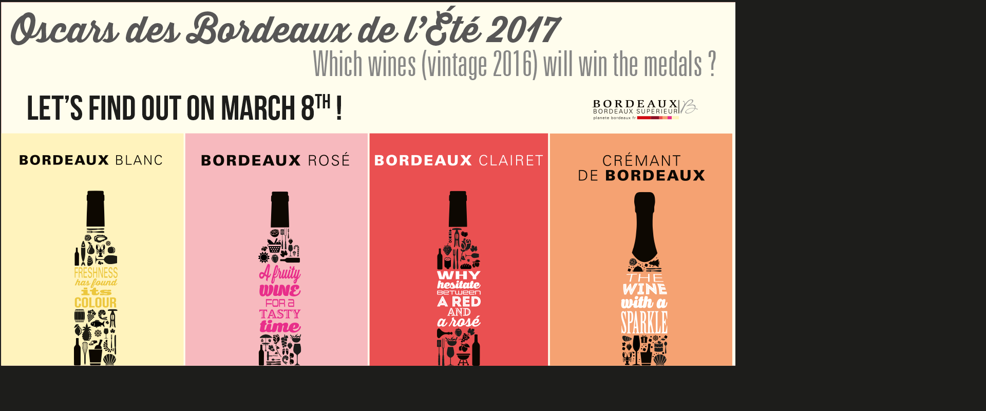 Oscars des Bordeaux de l'Eté