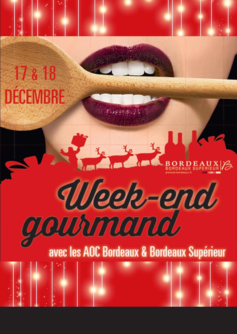 Week-End Gourmand 2016