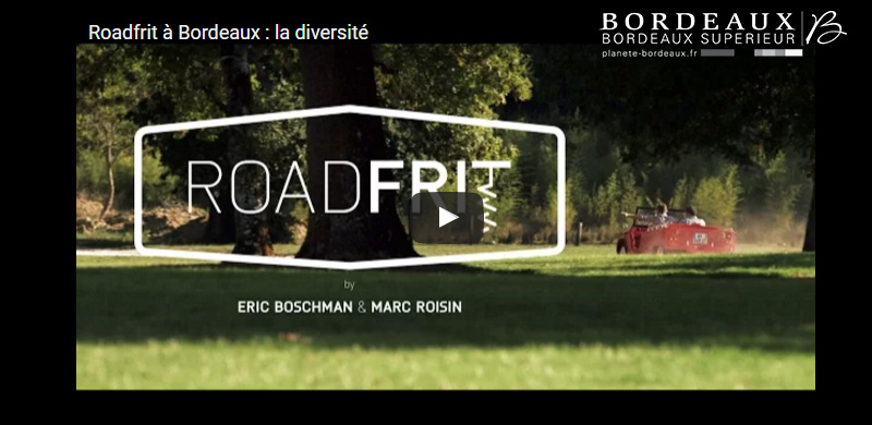 Roadfrit à Bordeaux : la diversité