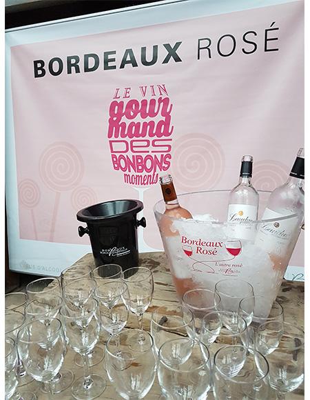 Les résultats du Concours Bordeaux Rosé 2017