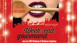 Weekend Gourmand 2016