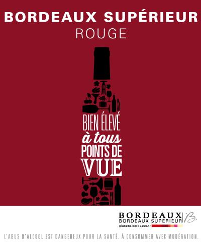 AOC Bordeaux Supérieur Rouge