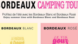 Le Bordeaux Camping Tour 2016