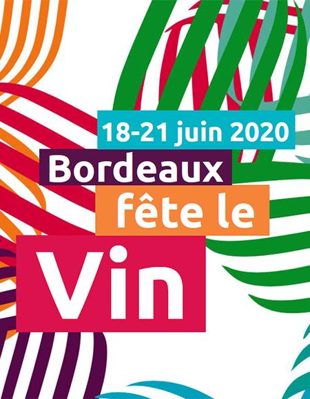 SAVE THE DATE – Bordeaux Fête le Vin 2020