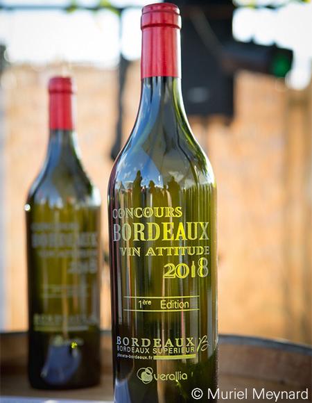 Concours Bordeaux Vin Attitude 2019