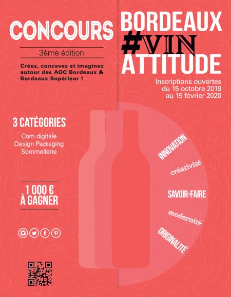 Concours Bordeaux Vin Attitude 2020