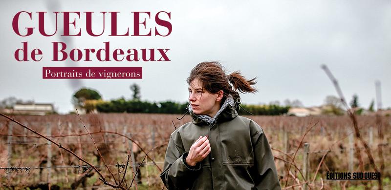 Gueules de Bordeaux, le livre