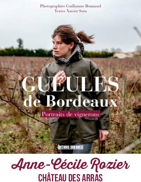Belles Gueules de Bordeaux, le livre