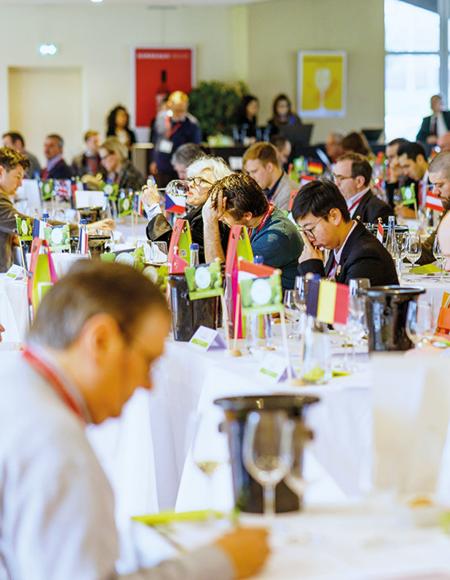 Concours Mondial du Sauvignon 2017