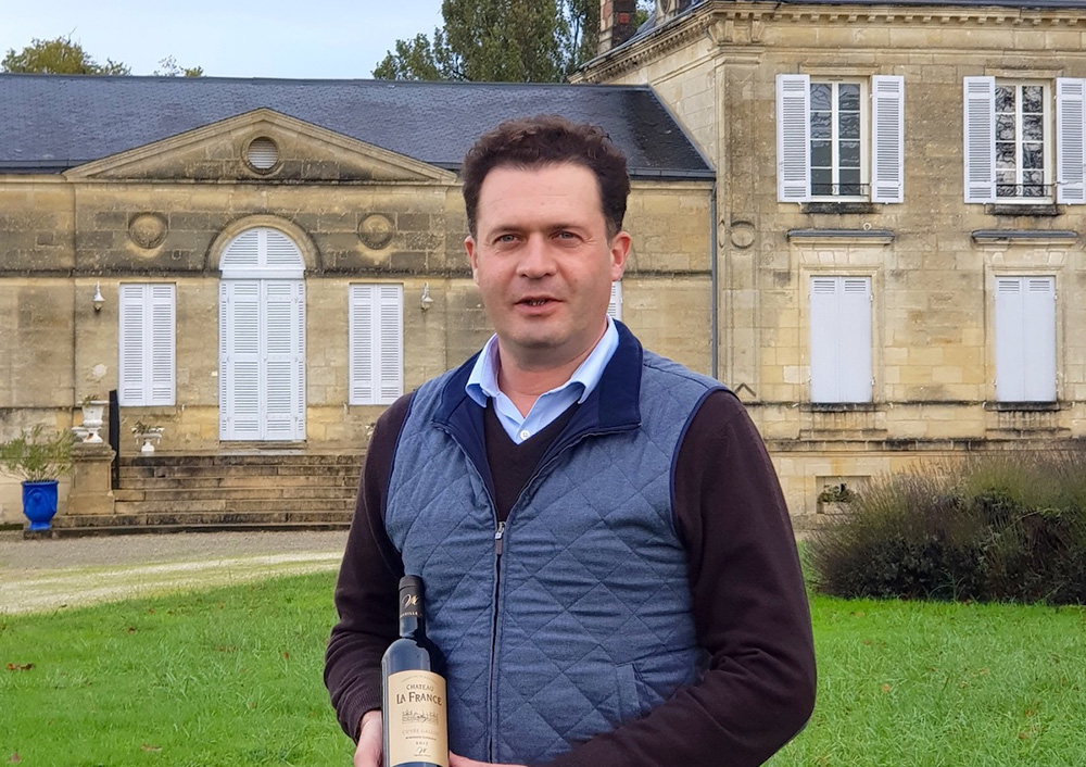 Portrait de vigneron : Bruno Mottet