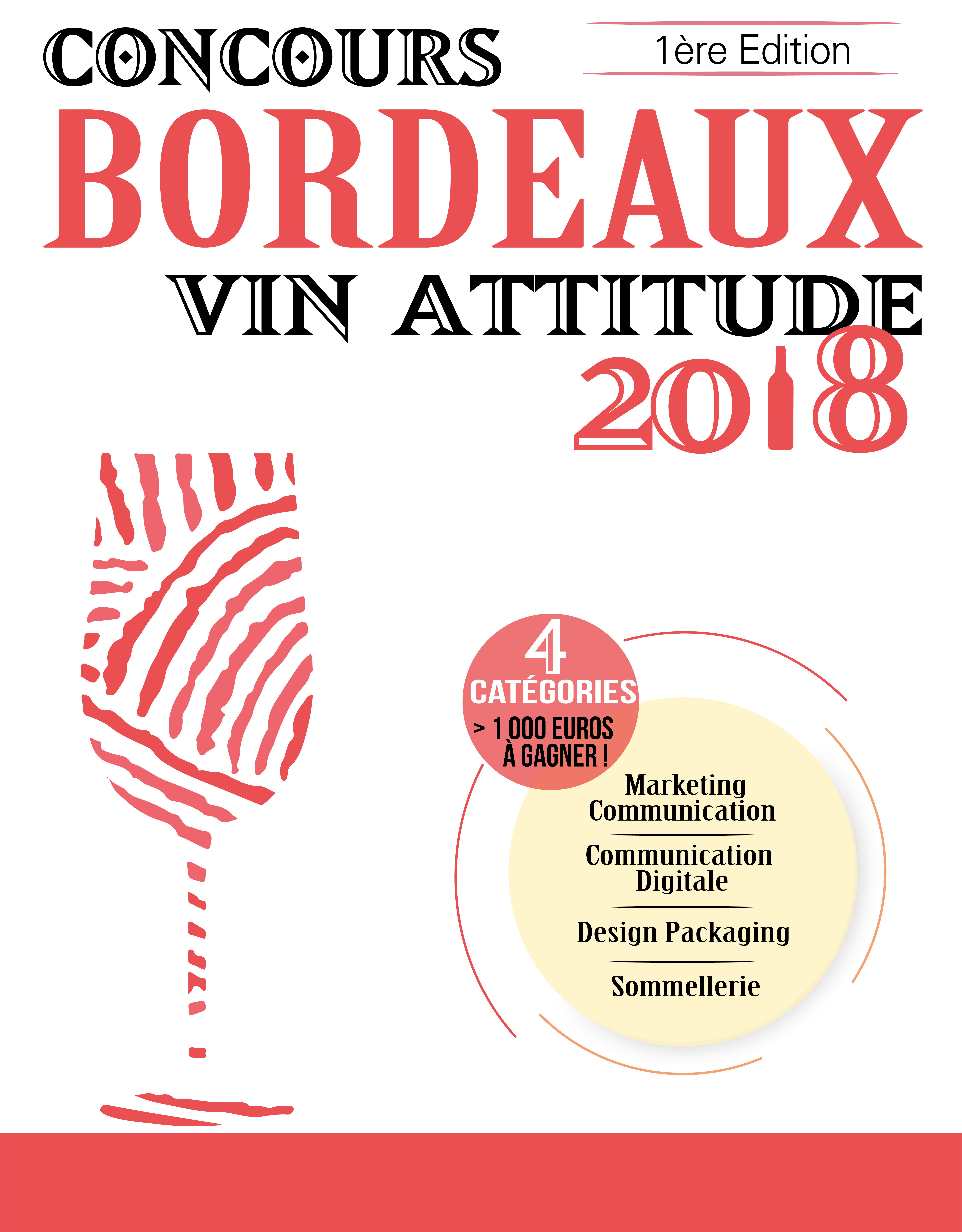 Concours Bordeaux Vin Attitude