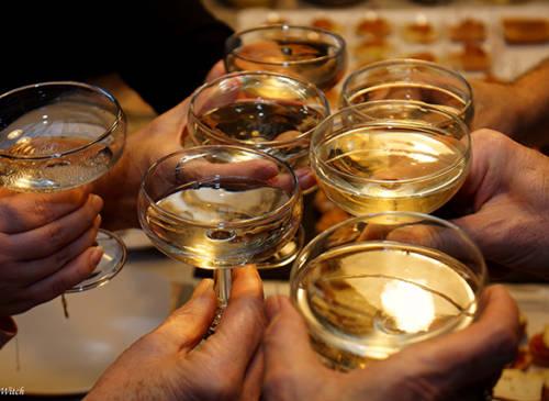 Rösti sucré-salé de magret et brebis et Crémant de Bordeaux
