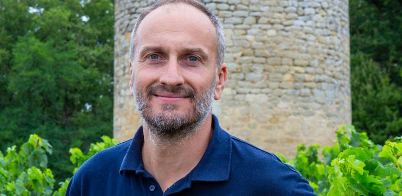 Portrait de vigneron : David Arnaud