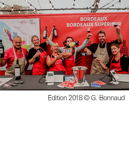 Eat! Brussels Drink! Bordeaux 2019