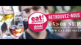 Eat Brussels! Drink Bordeaux!
