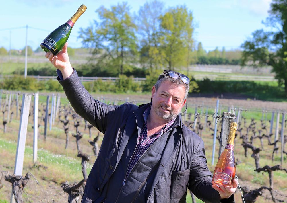 Portrait de vigneron : Erick Billières