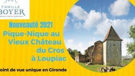 Pique-Nique – Château du Cros