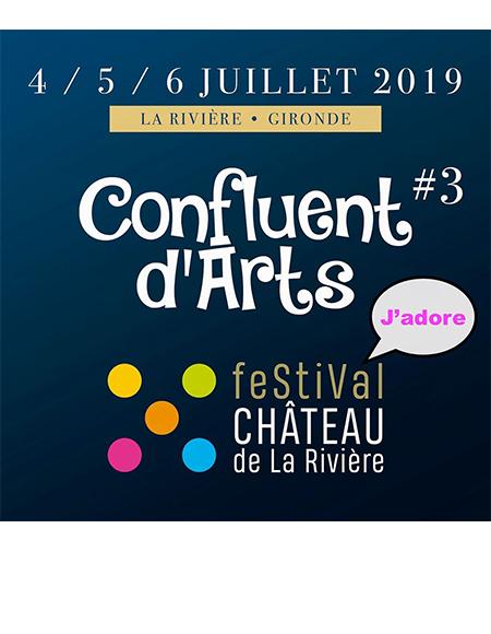 Festival Confluent d'Arts du Château de La Rivière