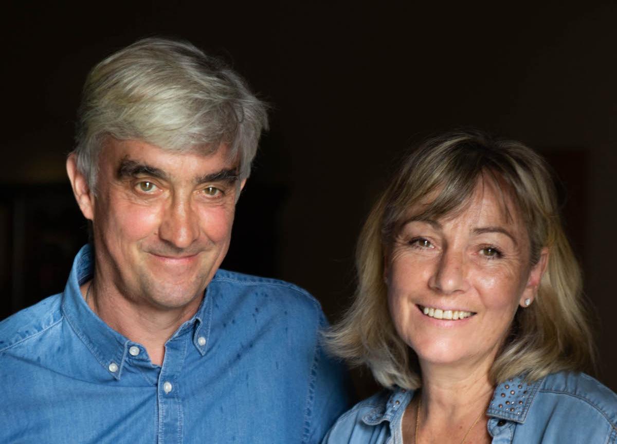 Portrait de vignerons : Florence et Jacques Borel