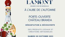 Journée Porte Ouverte – Château Branda
