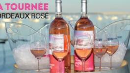 Tournée Bordeaux rosé 2018