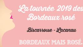Tournée Bordeaux rosé 2019