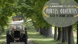 Portes Ouvertes au Château Lamothe de Haux