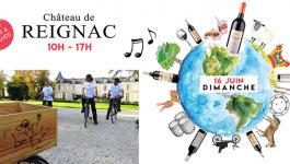 Journée des familles au Château de Reignac