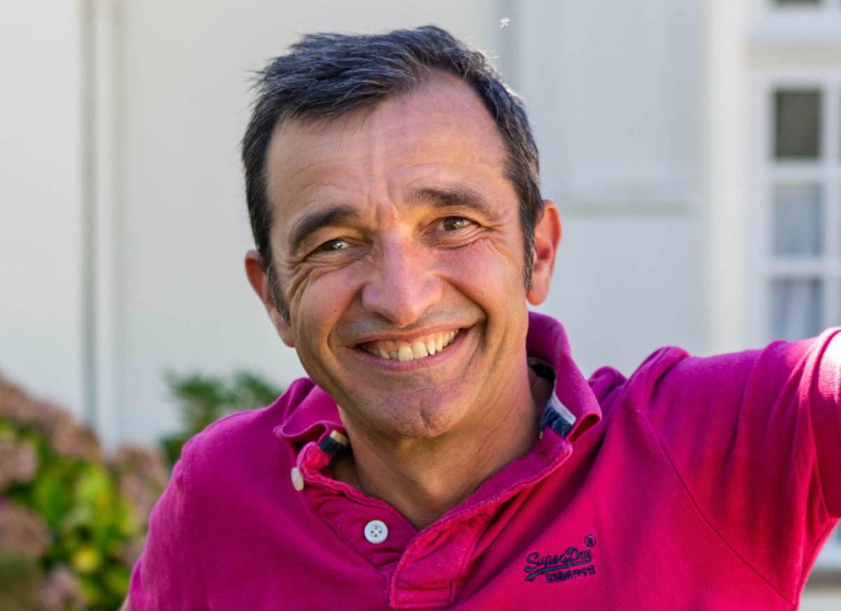 Portrait de vigneron : Jean-Luc Soubie