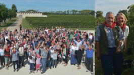 Journée Vendanges aux Châteaux Grand Baril et Real Caillou