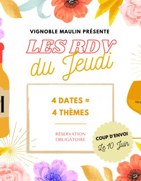 Les RDV dégustation du Jeudi – Château Freynau
