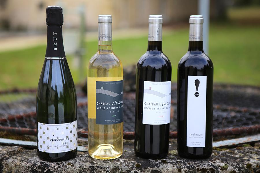 Les vins de l'Insoumise ©AnneLataillade