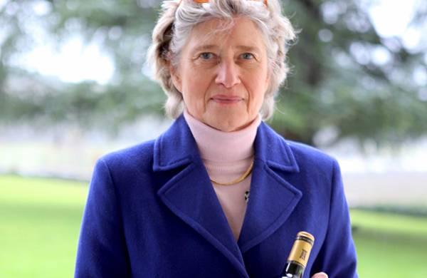 Portrait de vigneronne : Marie-Hélène Inquimbert