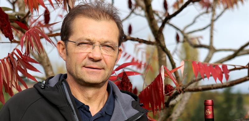 Portrait de vigneron : Rémi Villeneuve