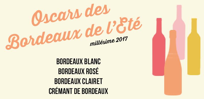 Oscars des Bordeaux de l'Été 2018